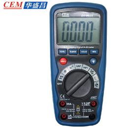 CEM华数字万用表DT-9915 DT-9917欧姆表