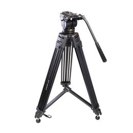 劲捷VT-2500摄像三脚架单反相机三脚架劲捷摄影器材