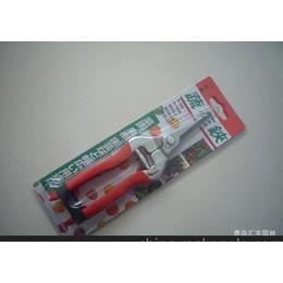 台湾刘盛疏花剪进口园林工具P-165S  刀刃打齿 不锈钢直头