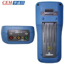 DT-5300B接地电阻仪  AC750 DC1000V