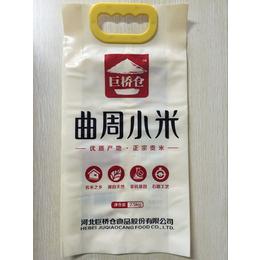 供应榆林地区小米包装袋-杂粮包装袋-厂家定做生产