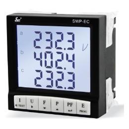 昌晖SWP-EC系列液晶显示电力仪表缩略图
