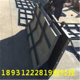 道路防撞护栏模具 防撞墙钢模具实际尺寸