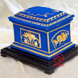 景德镇陶瓷骨灰盒