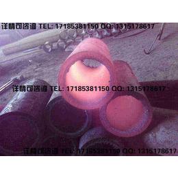 陶瓷复合管产品结构产品种类