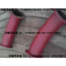 陶瓷复合管产品结构选型标准