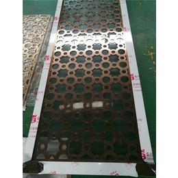 杭州不锈钢装饰屏风花格厂家 彩色不锈钢装饰花格