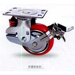 减震脚轮选天鹏天龙(图)|6寸减震脚轮|天津减震脚轮