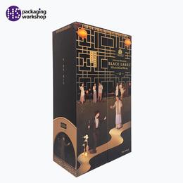 东莞包装盒定制厂家供应烫金UV击凸个性定做纸盒彩盒礼品盒包装