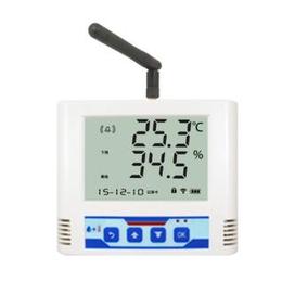 冷库阴凉库无线电温湿度变送记录仪