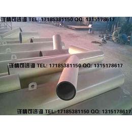 陶瓷复合管技术参数产品结构