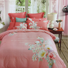 爱心布艺家纺-订做床上四件套