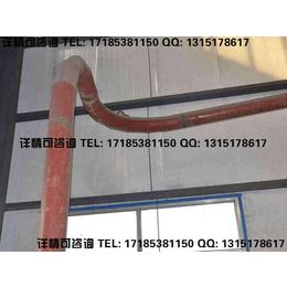 陶瓷复合管技术参数耐磨性能