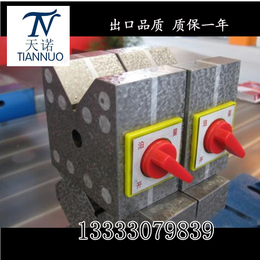 天诺磁力方箱  高精度磁性划线方箱 带磁方箱 铸铁划线方箱