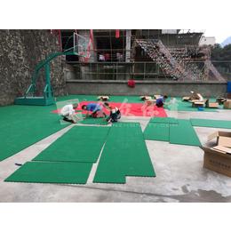全众体育QZ防滑耐磨全国热销型悬浮式拼装地板