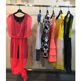 上千女装品牌合作厂家 原厂尾单 格蕾斯女装供应