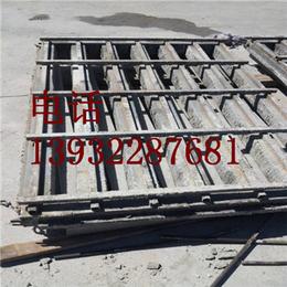 铁路护栏钢模具