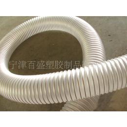 百盛厂家销售高伸缩弹簧管PU吸尘管雕刻机吸尘管