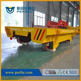 喷涂车间运输搬运低压轨道电动平车