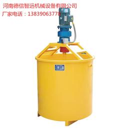 厂家批发注浆机CJ-1000型储浆桶式制浆机