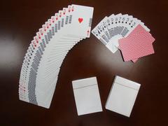 条码扑克牌