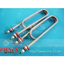 供应带紧固件U型电热管