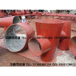 陶瓷复合管应用领域规格型号