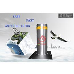 机电升降地桩-看守所大门防暴智能护柱-隐形埋地式防撞升降柱