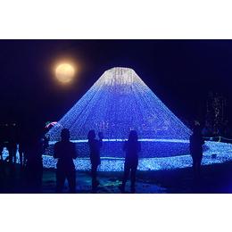 灯光展展示设计方案报价出租LED灯光展租售灯光展安装