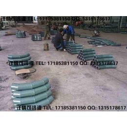 陶瓷复合管应用领域使用寿命