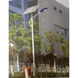 四川绵阳路灯厂供应江苏科尼牌新农村太阳能路灯