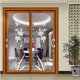 门窗系列之-铝合金门