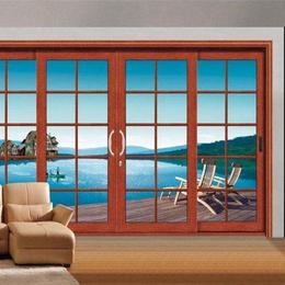 供应门窗系列之-铝木门