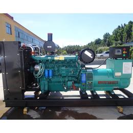 潍柴350千瓦发电机组配全铜无刷发电机6缸