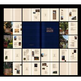 房地产标准楼书制作  楼书捷印设计