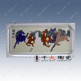 景德镇瓷板画批发厂家陶瓷壁画图片