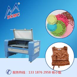 供应非金属激光切割机 激光烧花烫图制版 皮革打标多功能一体机