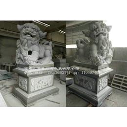 优质石雕狮子 寺庙狮子石雕 泉州狮子石雕厂家