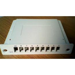 慈溪市 1分8插片式光分路器盒