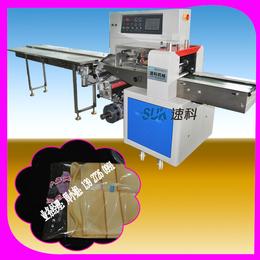 橡胶手套枕式分装机 手套分装机选速科SK-350X