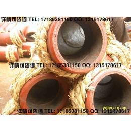 陶瓷复合管适用范围抗结垢性能