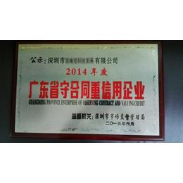 办理广东省守合同重信用企业要什么流程