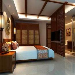 红木设计卧室装潢  设计案例缩略图