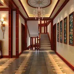 轩源红木室内装饰案例