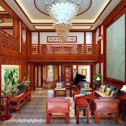 轩源红木室内家具精致工艺案例