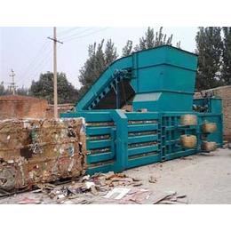 九江协力JDY160卧式打包机省时高产废纸箱打包机