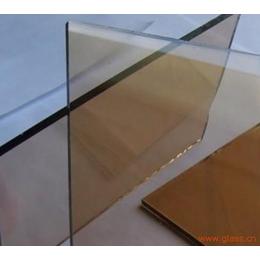 供应优质精美镀膜玻璃 建筑 幕墙反射玻璃可加工订制