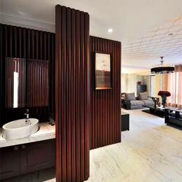 家宅室内全套设计装潢样板房案例