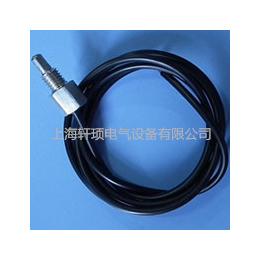 供应管道螺纹式PT100铂电阻温度传感器