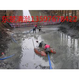西安市清淤公司水库清淤